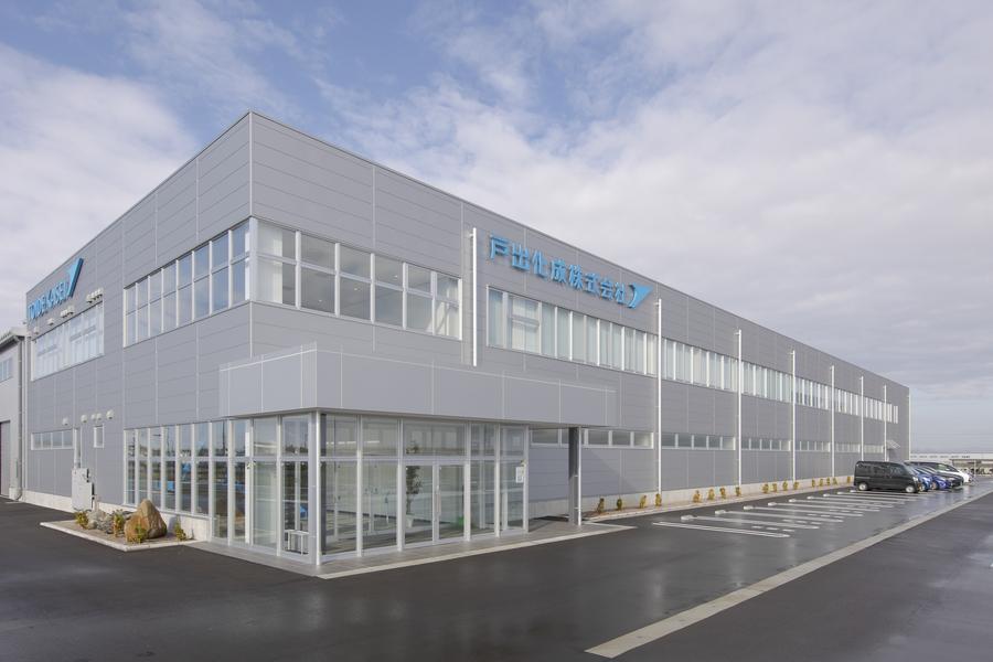 2020年8月竣工 高岡砺波IC前