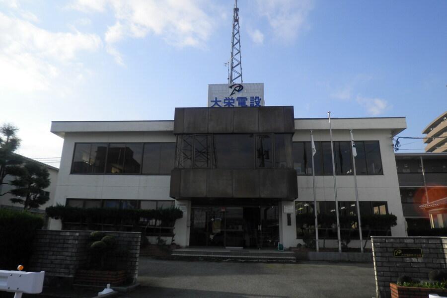 本社社屋(1978年12月建設)